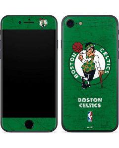 Boston Celtics Green Primary Logo iPhone 7 Skin
