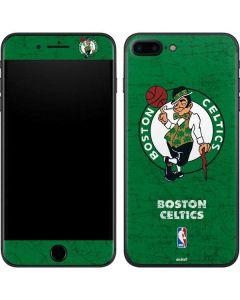 Boston Celtics Green Primary Logo iPhone 8 Plus Skin