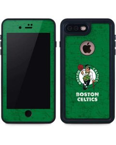 Boston Celtics Green Primary Logo iPhone 8 Plus Waterproof Case