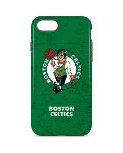 Boston Celtics Green Primary Logo iPhone 8 Pro Case