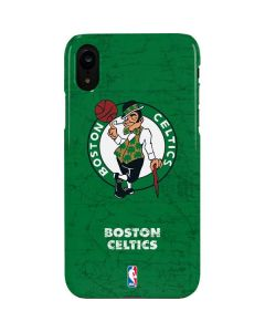 Boston Celtics Green Primary Logo iPhone XR Lite Case