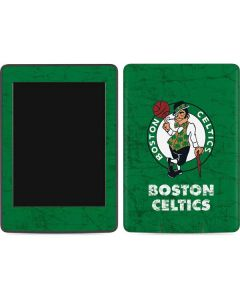 Boston Celtics Green Primary Logo Amazon Kindle Skin