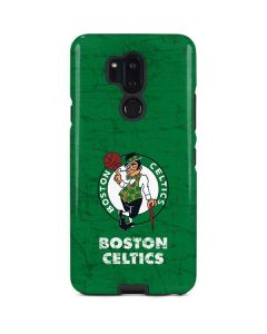 Boston Celtics Green Primary Logo LG G7 ThinQ Pro Case