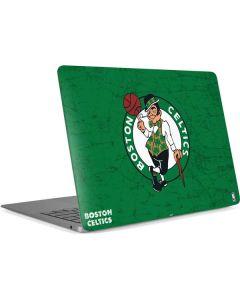 Boston Celtics Green Primary Logo Apple MacBook Air Skin