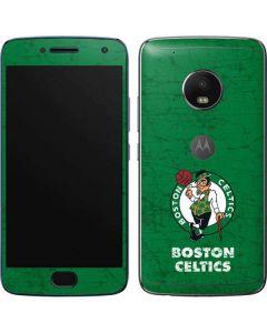 Boston Celtics Green Primary Logo Moto G5 Plus Skin