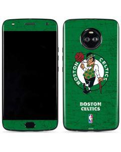 Boston Celtics Green Primary Logo Moto X4 Skin