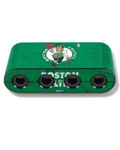 Boston Celtics Green Primary Logo Nintendo GameCube Controller Adapter Skin