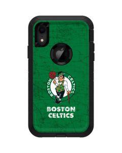 Boston Celtics Green Primary Logo Otterbox Defender iPhone Skin