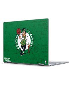 Boston Celtics Green Primary Logo Pixelbook Skin