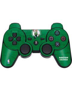 Boston Celtics Green Primary Logo PS3 Dual Shock wireless controller Skin