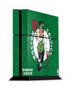 Boston Celtics Green Primary Logo PS4 Console Skin