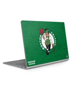Boston Celtics Green Primary Logo Surface Book 2 15in Skin