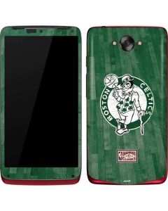 Boston Celtics Hardwood Classics Motorola Droid Skin