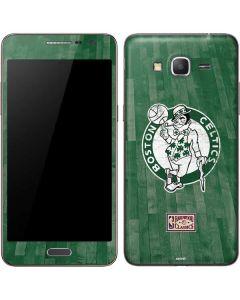 Boston Celtics Hardwood Classics Galaxy Grand Prime Skin