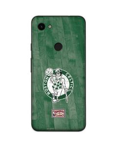 Boston Celtics Hardwood Classics Google Pixel 3a Skin