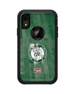 Boston Celtics Hardwood Classics Otterbox Defender iPhone Skin