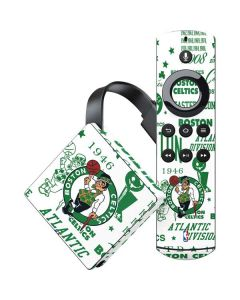 Boston Celtics Historic Blast Amazon Fire TV Skin