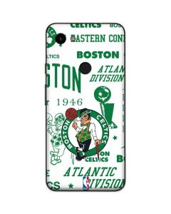 Boston Celtics Historic Blast Google Pixel 3a Skin