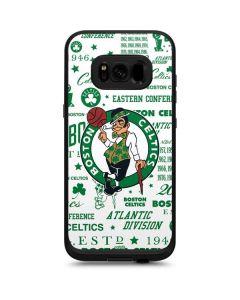Boston Celtics Historic Blast LifeProof Fre Galaxy Skin