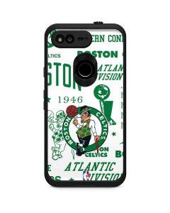 Boston Celtics Historic Blast LifeProof Fre Google Skin