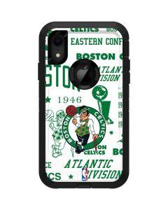 Boston Celtics Historic Blast Otterbox Defender iPhone Skin