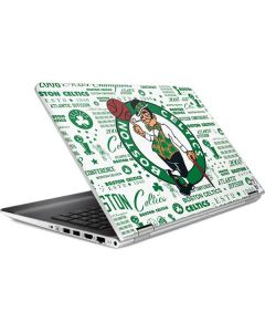 Boston Celtics Historic Blast HP Pavilion Skin