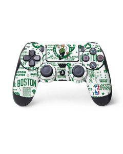 Boston Celtics Historic Blast PS4 Controller Skin