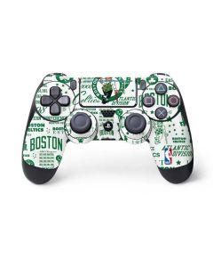 Boston Celtics Historic Blast PS4 Pro/Slim Controller Skin