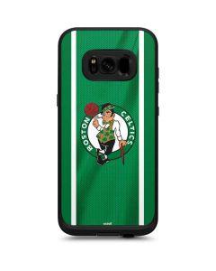 Boston Celtics LifeProof Fre Galaxy Skin