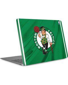 Boston Celtics Apple MacBook Air Skin