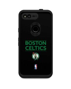Boston Celtics Standard - Black LifeProof Fre Google Skin