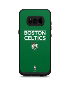 Boston Celtics Standard - Green LifeProof Fre Galaxy Skin