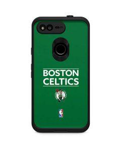 Boston Celtics Standard - Green LifeProof Fre Google Skin