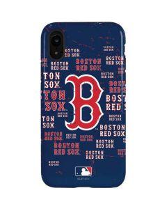 Boston Red Sox - Cap Logo Blast iPhone XR Pro Case