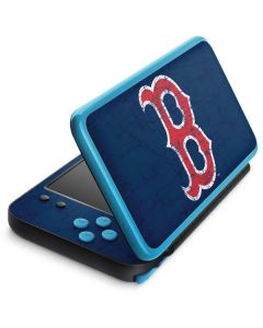 Boston Red Sox - Solid Distressed 2DS XL (2017) Skin