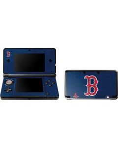Boston Red Sox - Solid Distressed 3DS (2011) Skin