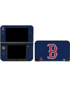 Boston Red Sox - Solid Distressed 3DS XL 2015 Skin