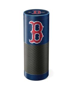 Boston Red Sox - Solid Distressed Amazon Echo Skin