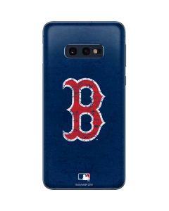 Boston Red Sox - Solid Distressed Galaxy S10e Skin