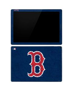 Boston Red Sox - Solid Distressed Google Pixel Slate Skin