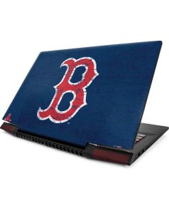 Boston Red Sox - Solid Distressed Lenovo Ideapad Skin