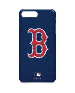 Boston Red Sox - Solid Distressed iPhone 7 Plus Lite Case