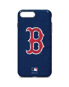 Boston Red Sox - Solid Distressed iPhone 7 Plus Pro Case