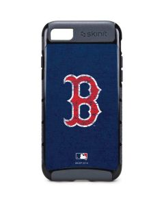 Boston Red Sox - Solid Distressed iPhone 8 Cargo Case