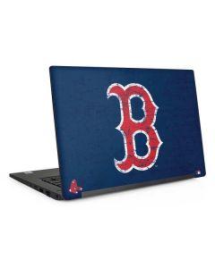 Boston Red Sox - Solid Distressed Dell Latitude Skin