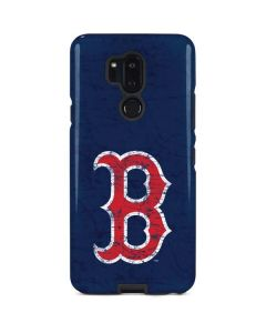 Boston Red Sox - Solid Distressed LG G7 ThinQ Pro Case