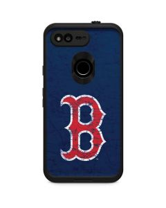 Boston Red Sox - Solid Distressed LifeProof Fre Google Skin
