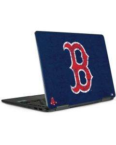 Boston Red Sox - Solid Distressed Notebook 9 Pro 13in (2017) Skin