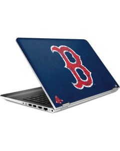 Boston Red Sox - Solid Distressed HP Pavilion Skin