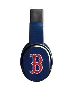 Boston Red Sox - Solid Distressed Skullcandy Crusher Wireless Skin